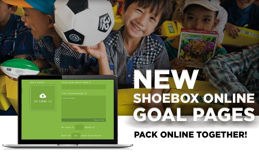 New goal pages